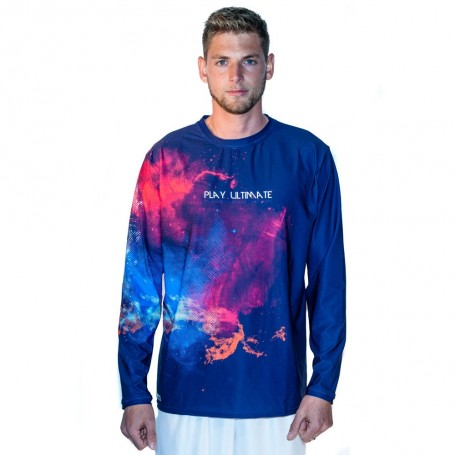 NEBULA LONG-SLEEVED TEE