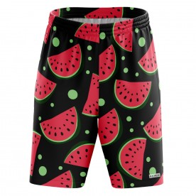 BLACK WATERMELON SHORTS