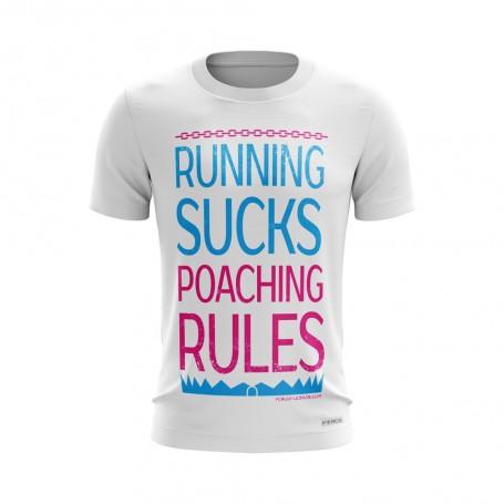 RUNNING SUCKS TEE