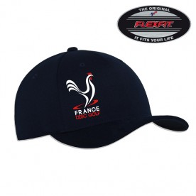 FRANCE DISC GOLF FLEXFIT CAP