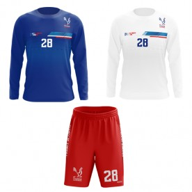 FRANCE ULTIMATE LONG SLEEVE FULL KIT BUNDLE