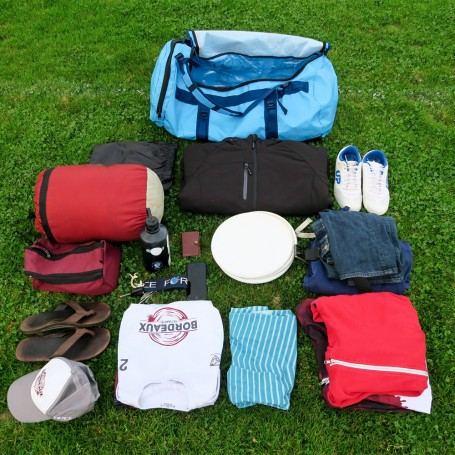 FORCE RUCKSACK KIT BAG