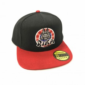 RiKa Gaming casquette noir