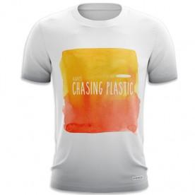 CHASING PLASTIC RECTANGLE TSHIRT